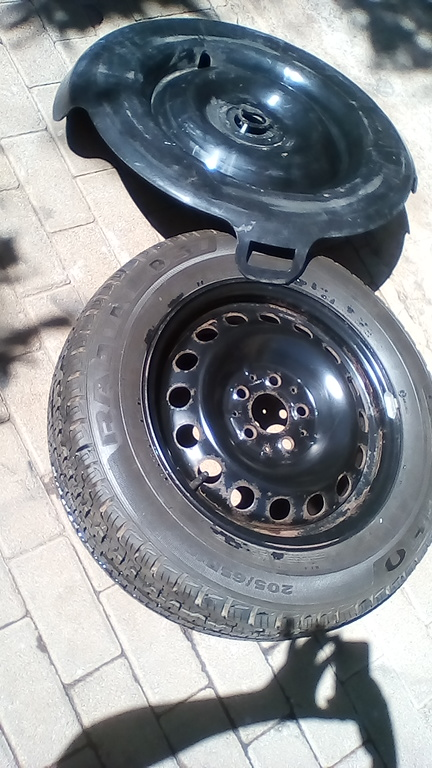 Tyre & Rim for Sale