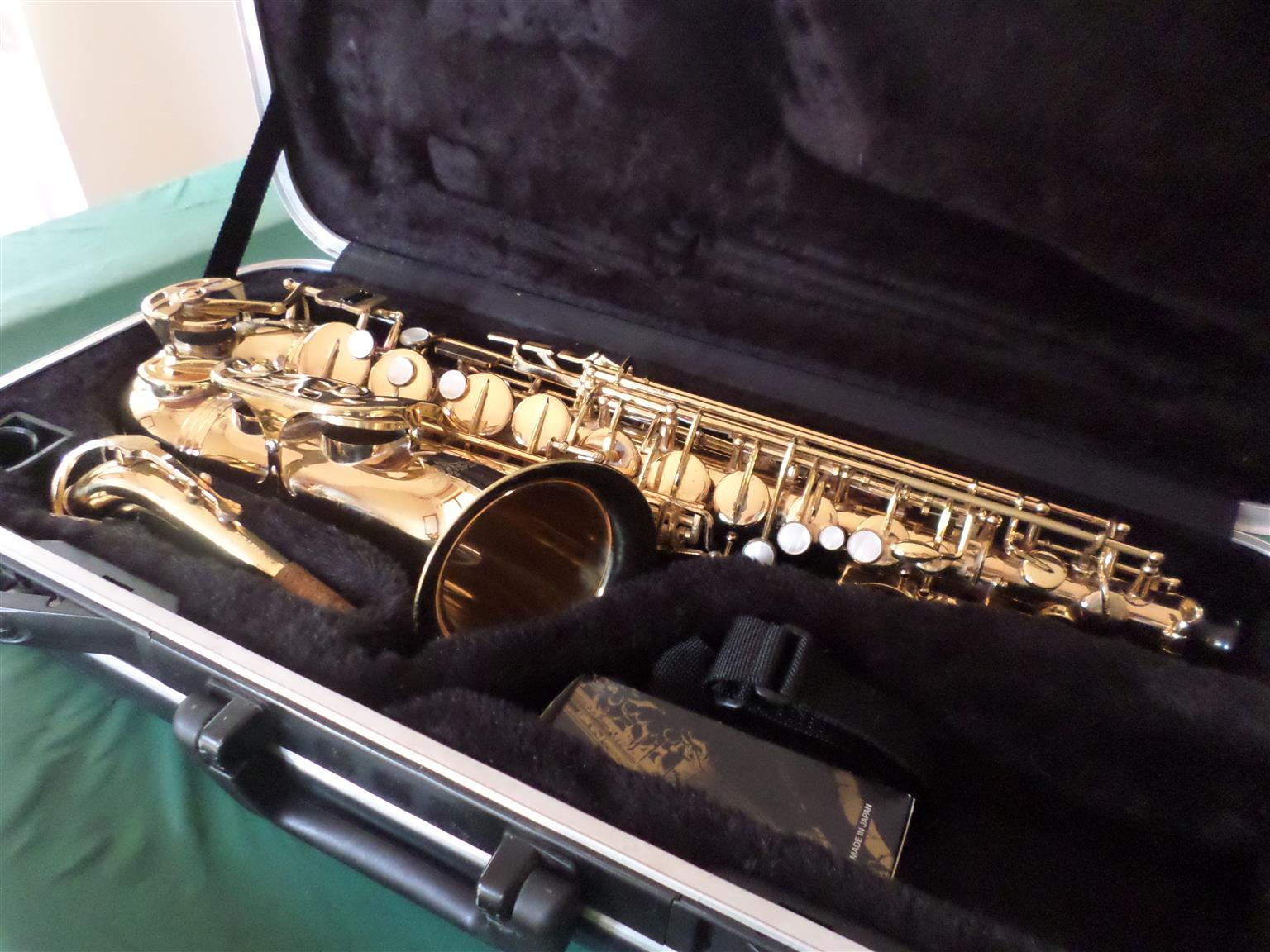 Blessing Alto Saxophone in Eflat