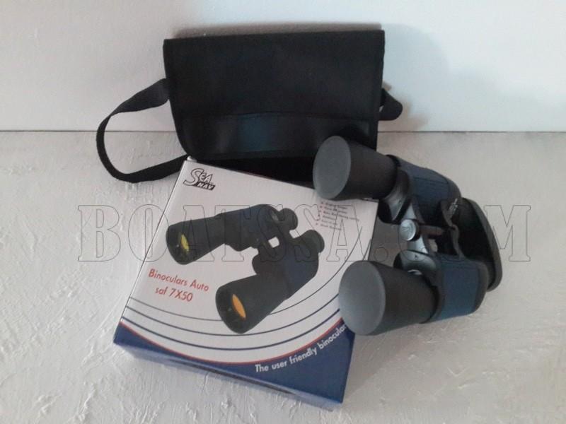 BINOCULARS COMPACT SEA NAV CFC 7mm X 50mm