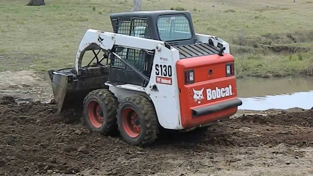Bobcat available