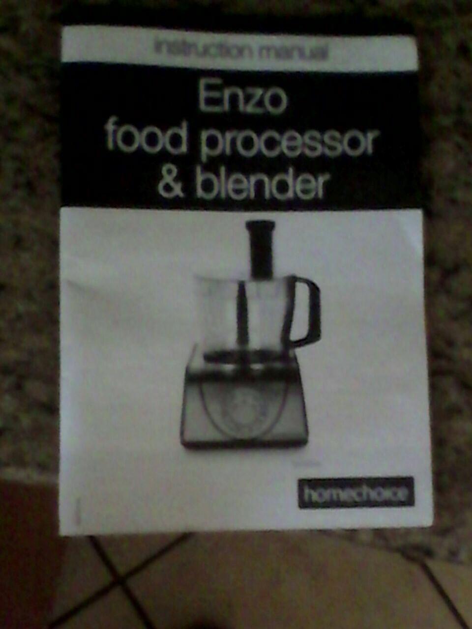 Homechoice Mixer