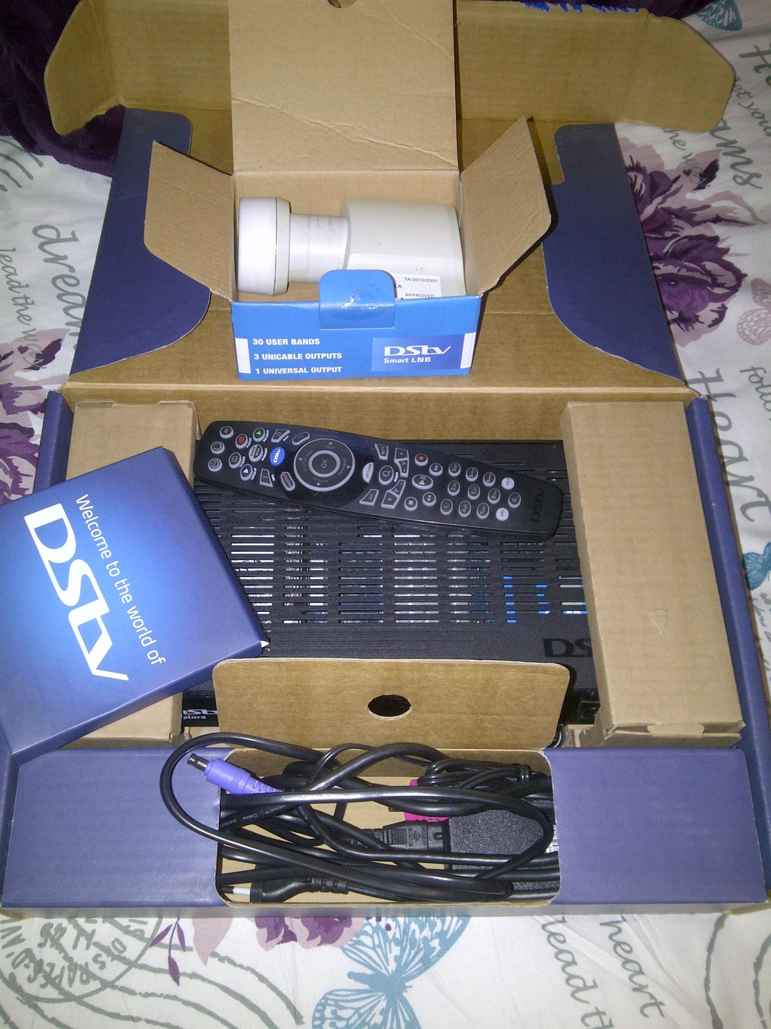 Used DSTV Explora 2 with smart LNB for sale