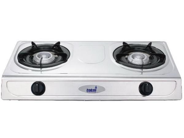 2 PLATE GAS STOVES