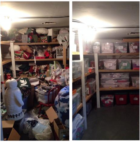 Im organising Closets, offices & Garages.