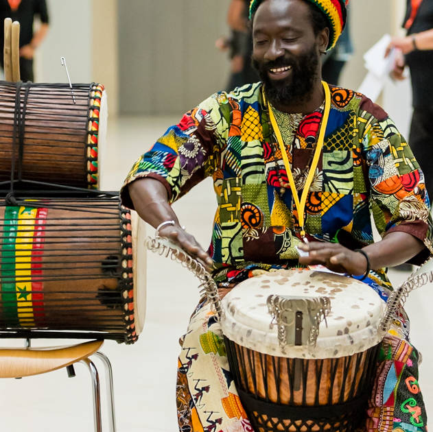 Awesome Djembe Drumming Groups for Hire