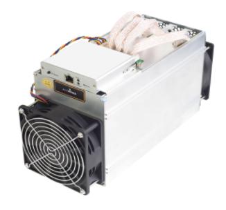 Antminer D3 crypto mining machine