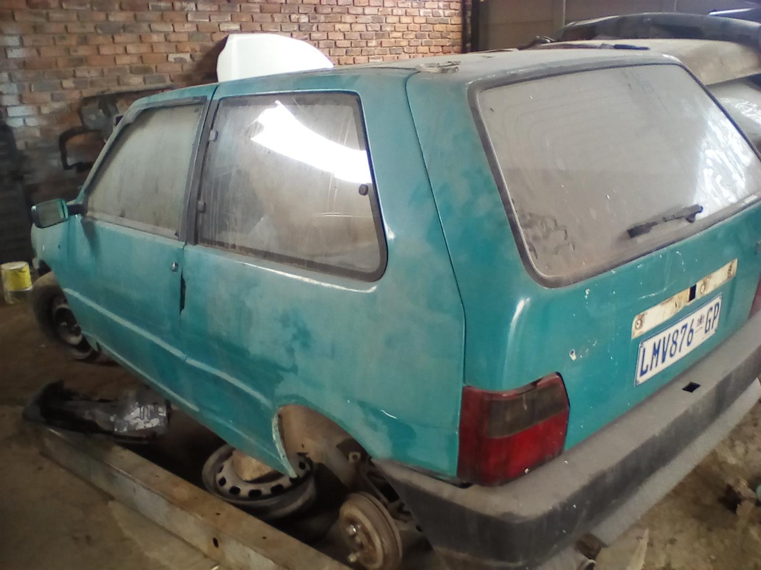 Fiat uno Gearbox