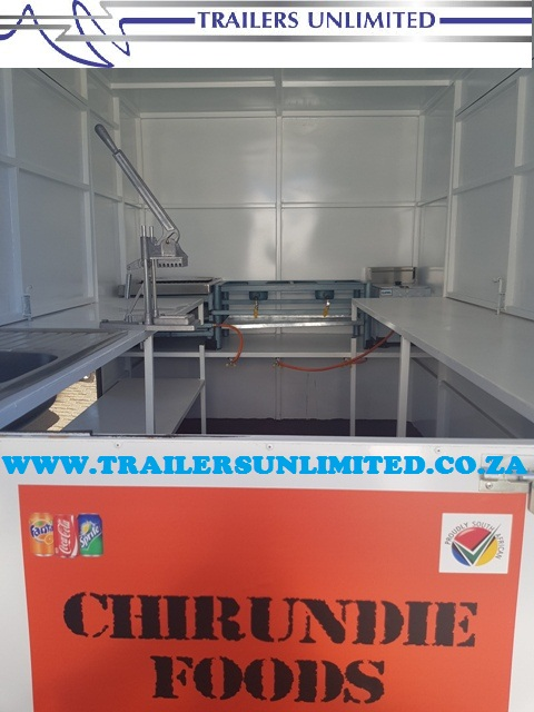 FOOD TRAILER FROM R19900