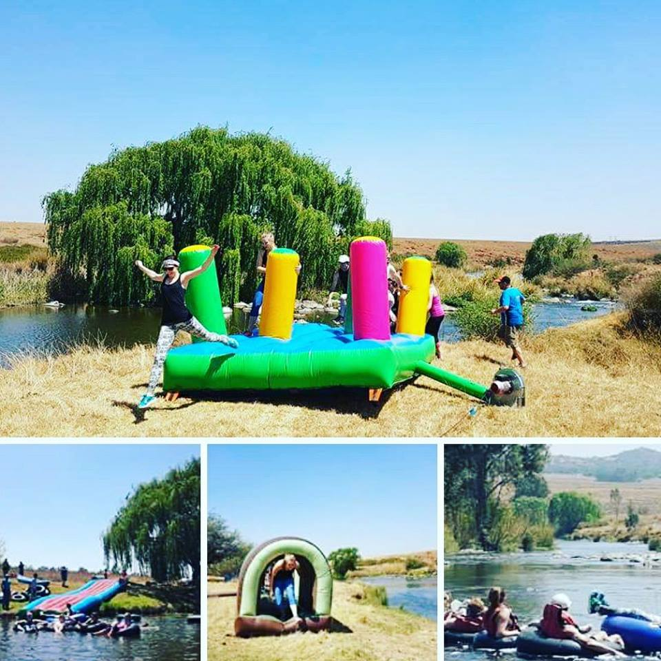 Wow Kids Fun Xtreme Inflatable River Warrior