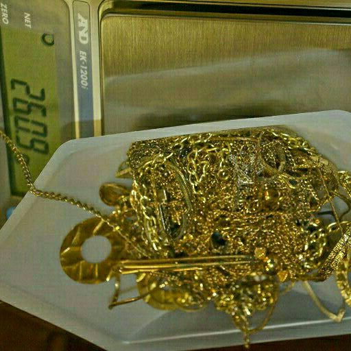 TOP CASH FOR GOLD AND JEWELLERY SET