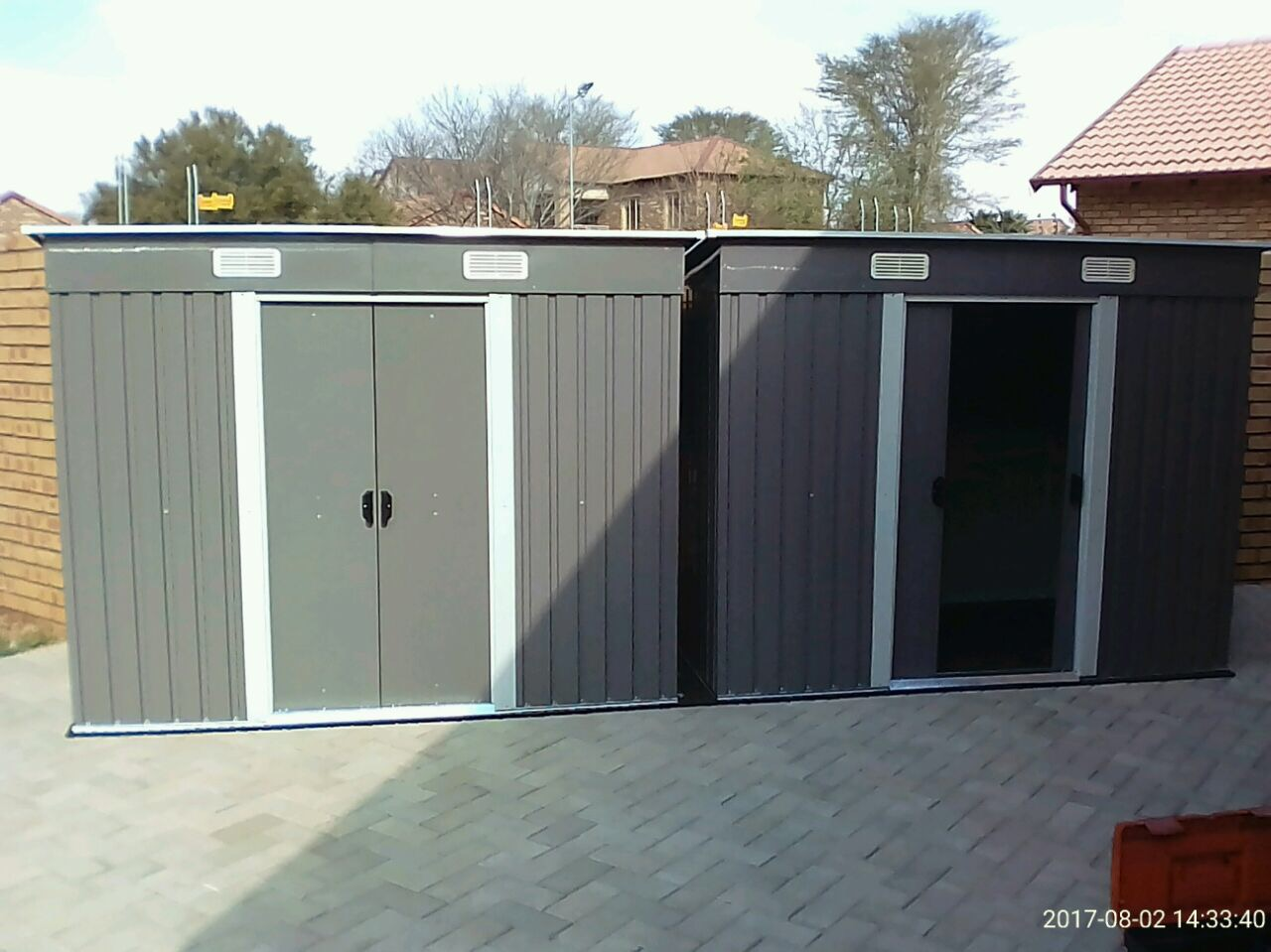 Garden sheds / Tool sheds / Wendy houses