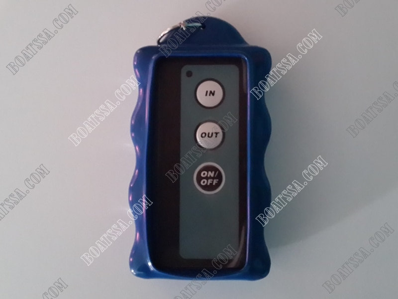 WIRELESS REMOTE CONTROL 12V WITHOUT PLUG