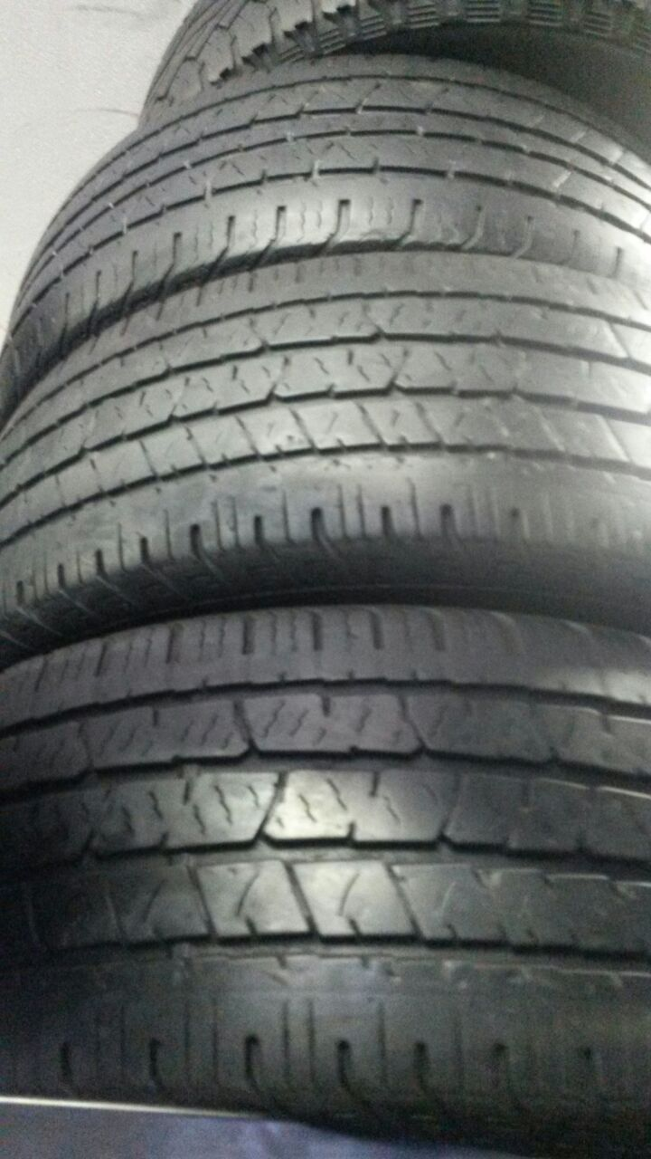 """265/60/18"""" Continental tyres x4"""
