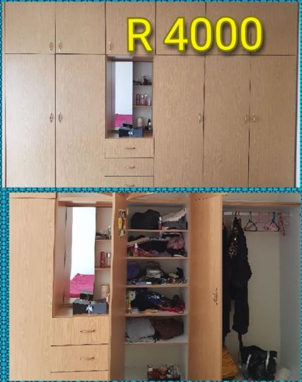 Bedroom BIC in very good condition
