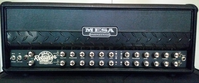 Mesa/Boogie Dual Rectifier Roadster & 2x12 Recto Cab