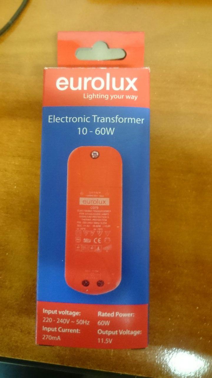 12V Downlight Transformers CO79 Eurolux