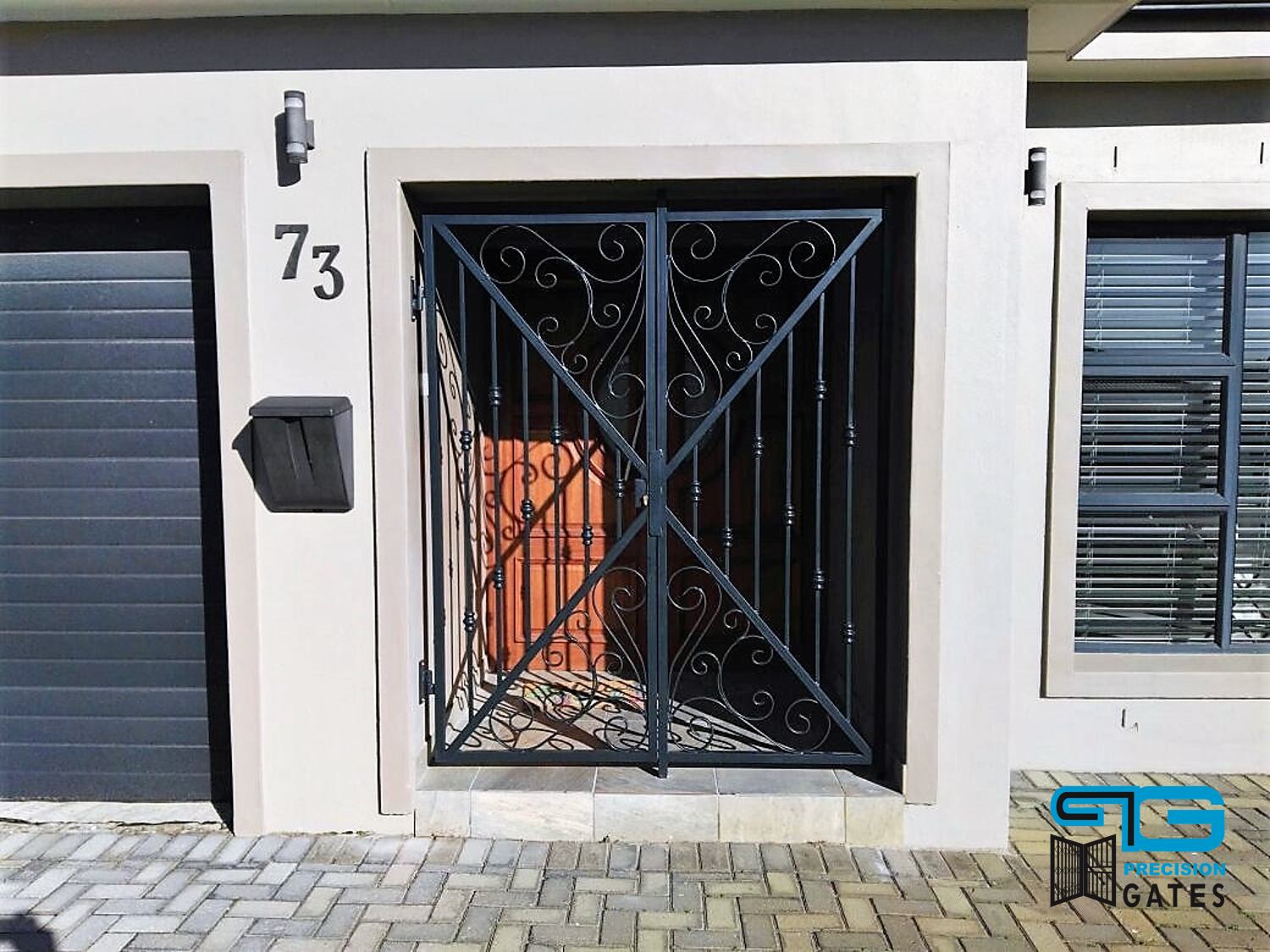Gates and Burglar Bars, Supply and Fit,  Blouberg to Kuilsriver