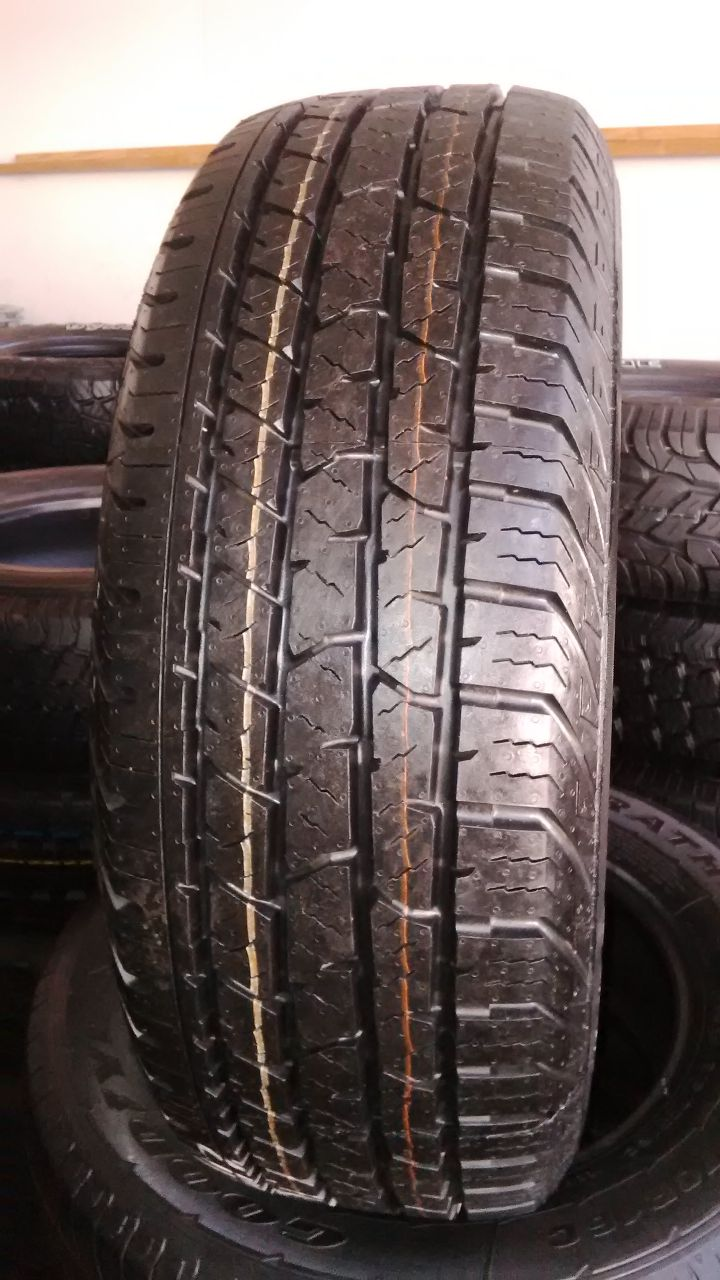 265/60/18 new tyres  4x new continental cross contact for your bakkie or suv r7199,