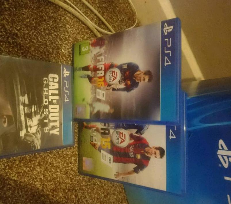 unwanted sony ps 4 for sale somerset west