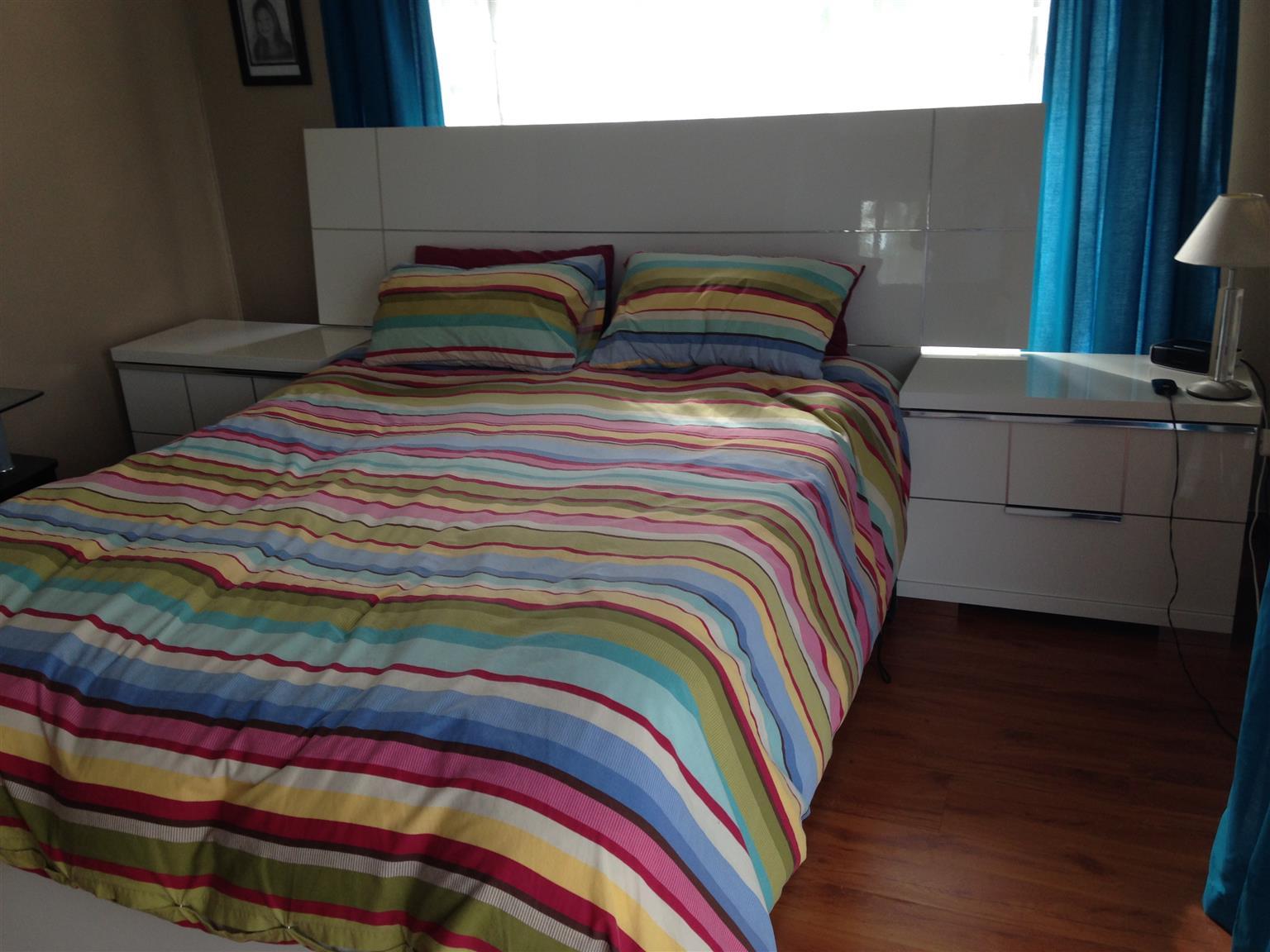 Italian Bedroom Suite for Sale