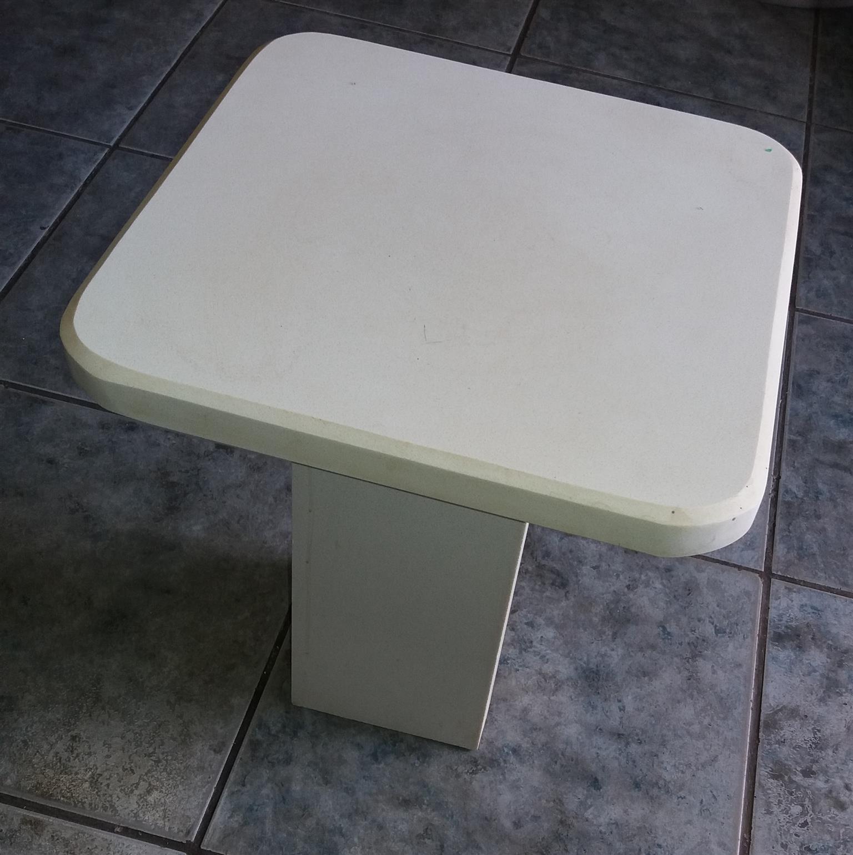 2  x Granite Coffee Tables