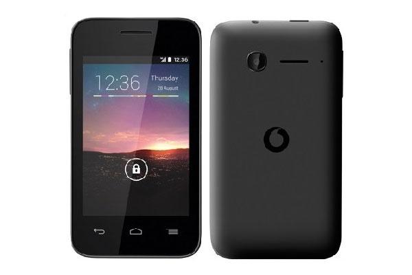 Vodacom Smart Kicka 2 4GB 3G-Black