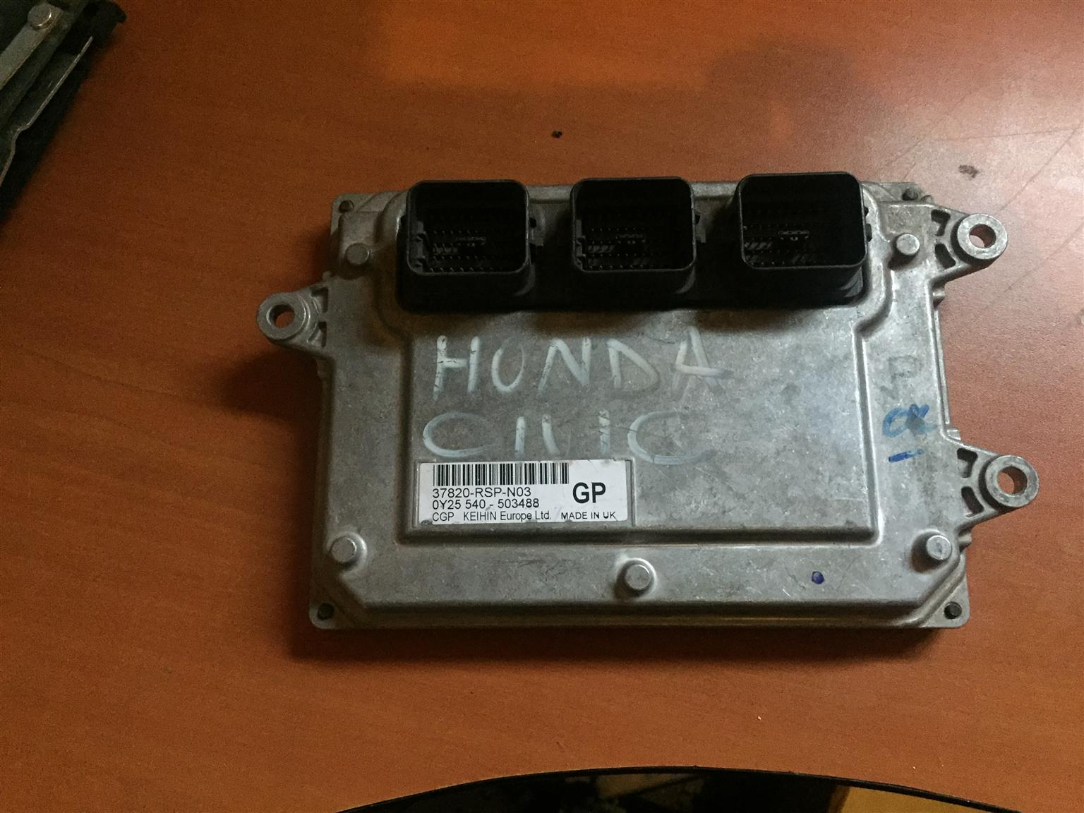 Honda Civic 2012 sport computer box for sale