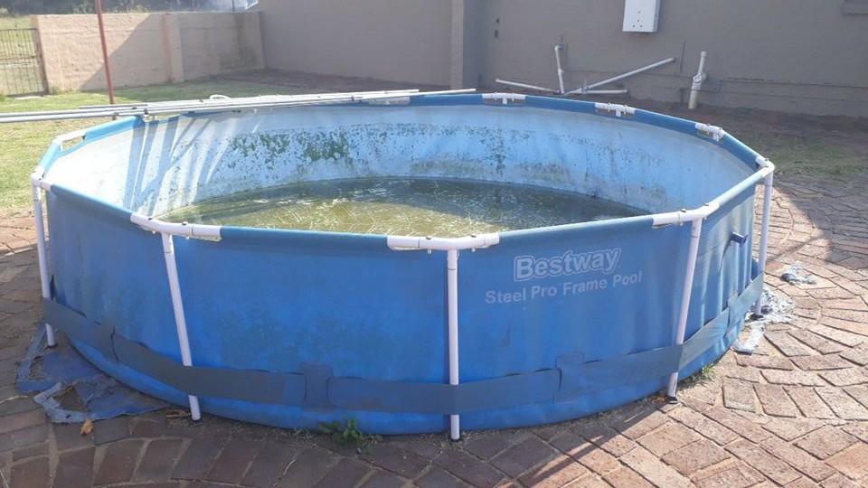 Swembad te koop