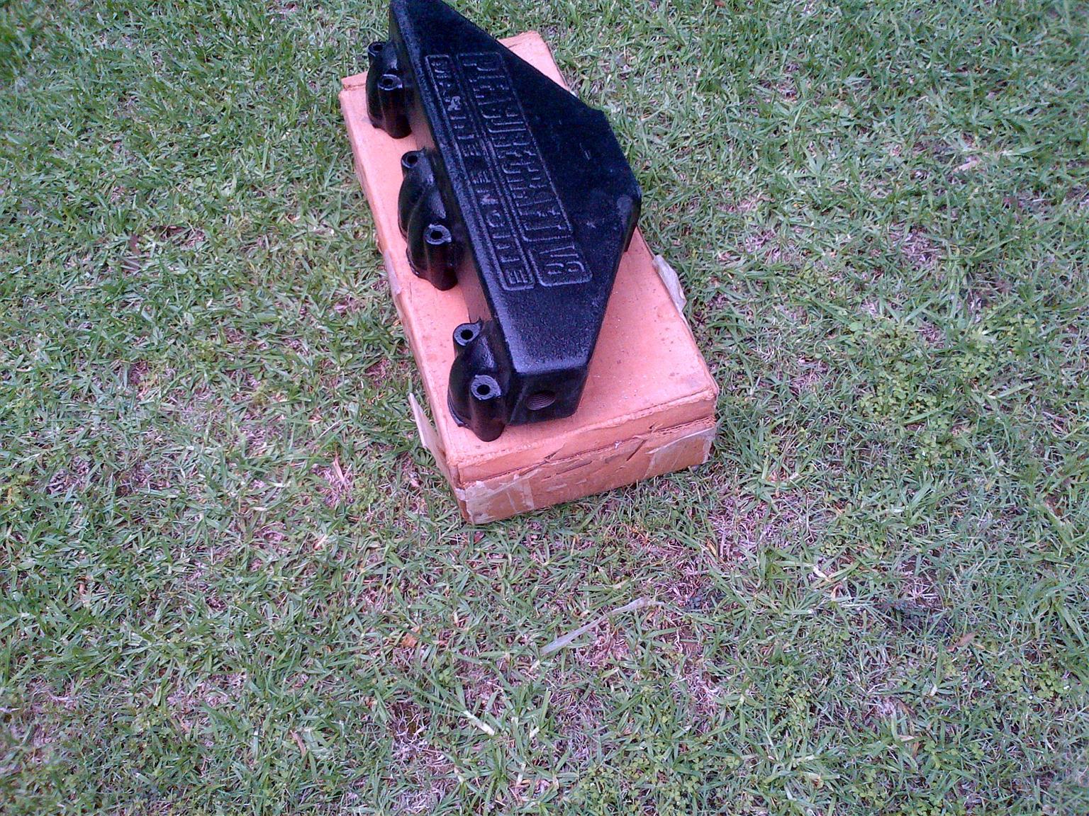 Manifold - Chev  V8 Inboard