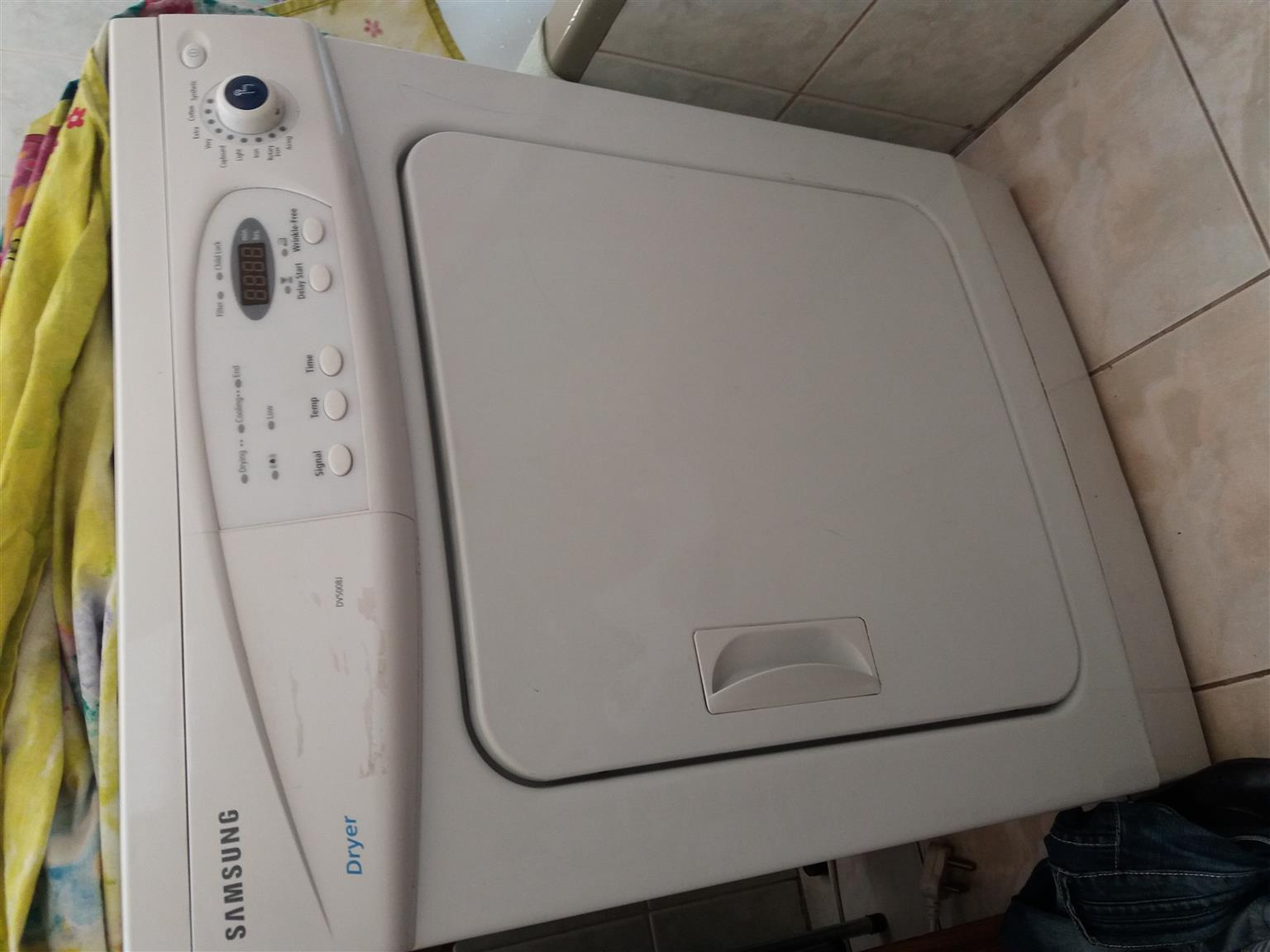 Samsung Dryer dv5008J