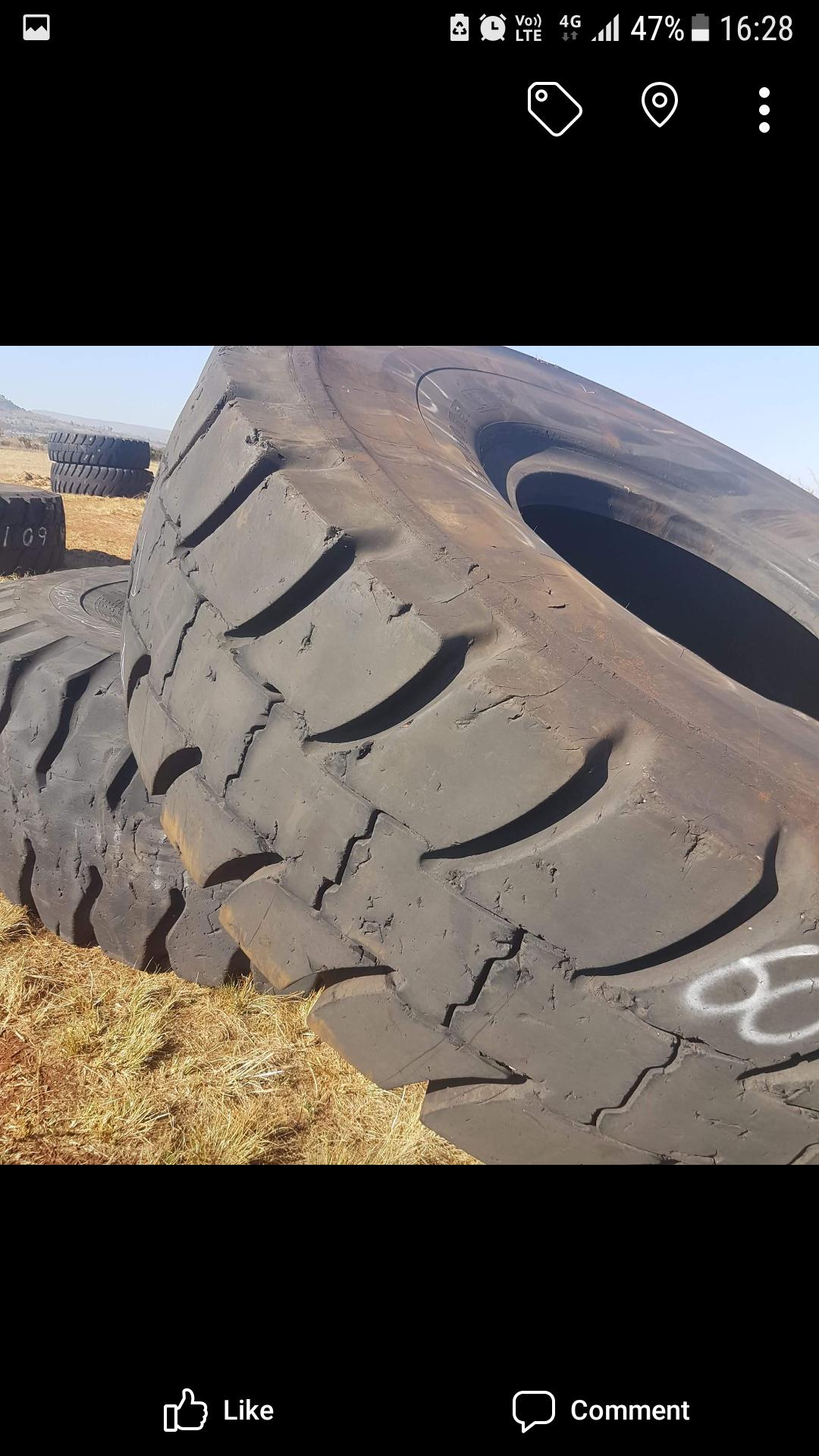 40.00R57 Michelin XDR E4