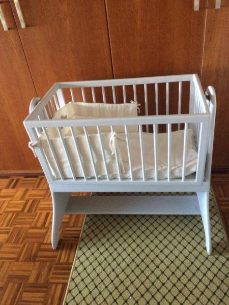 Mama's And Baba's Baby Cot