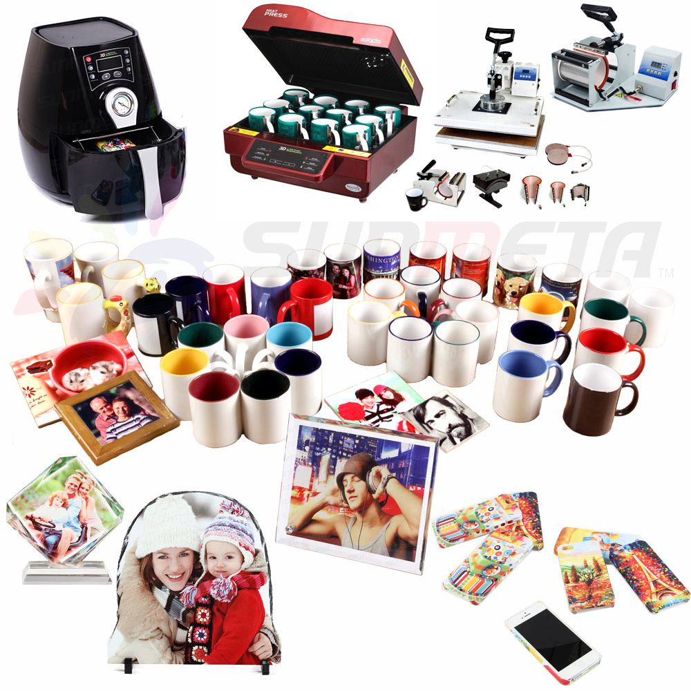 sublimation ink application
