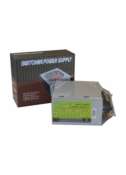 C40PS+ 400W ATX Power Supply