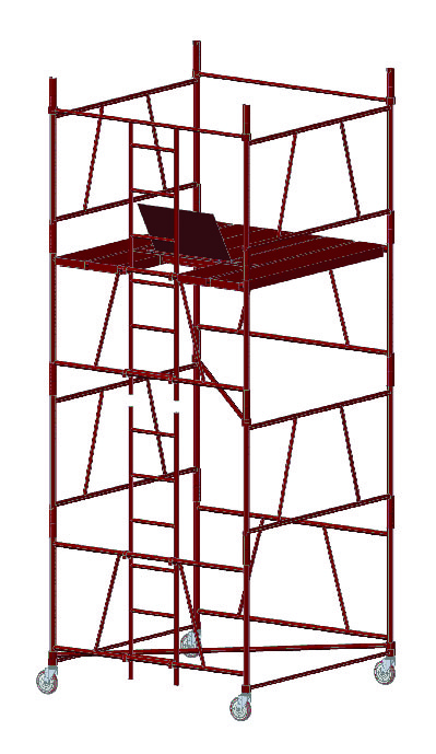 SCAFFOLDING HIRE SIX METER HEIGHT R156. 00 PER DAY FROM HIREit Moreleta Park