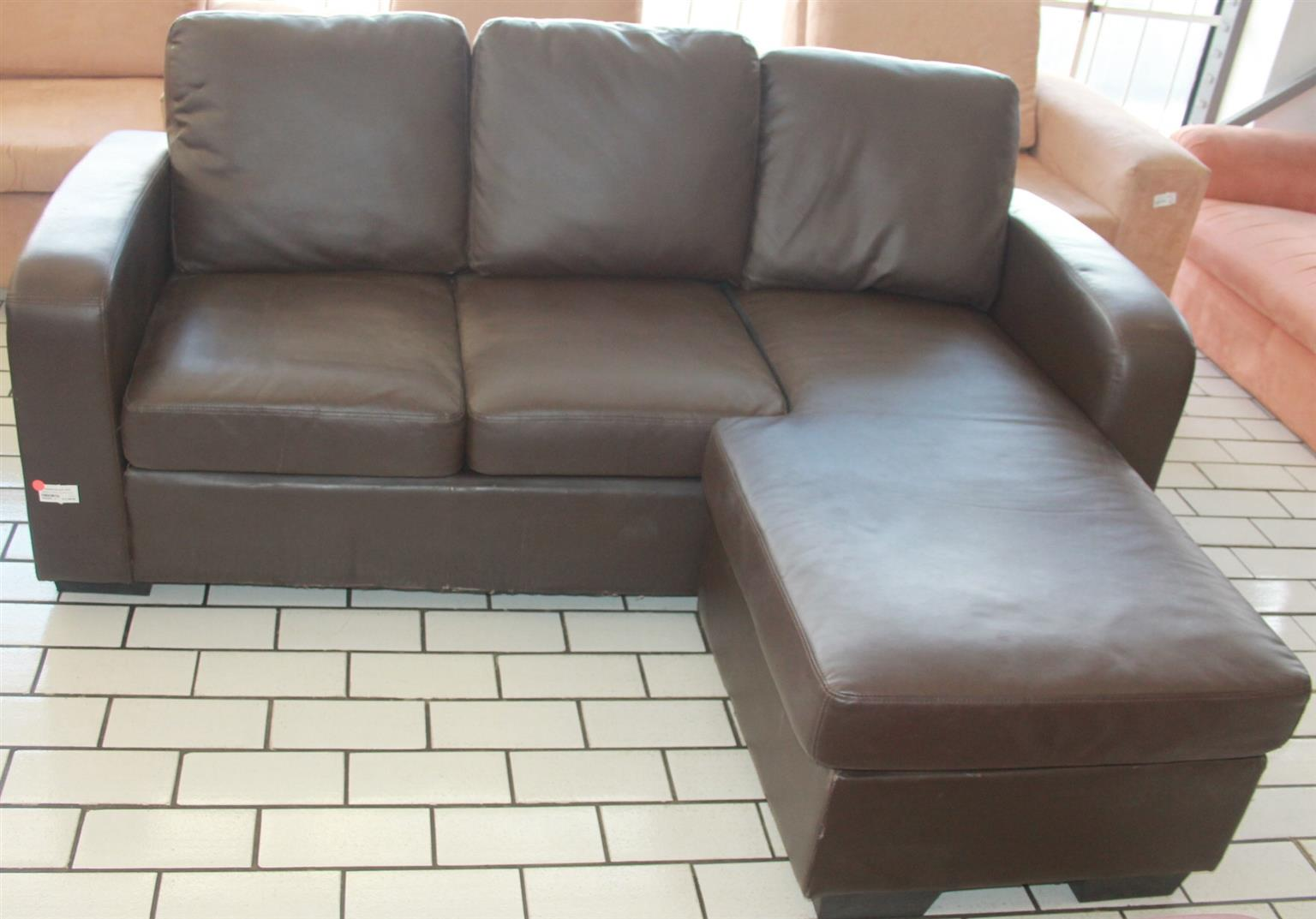 L shape lounge suite S025480a #Rosettenvillepawnshop