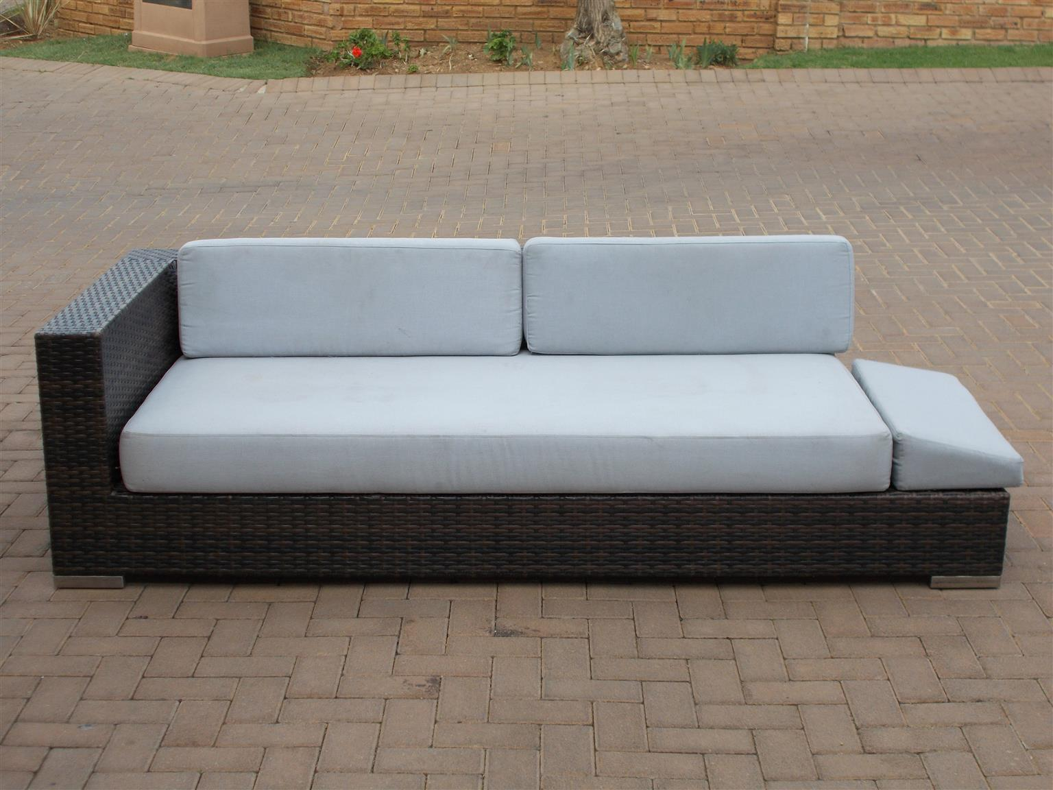 Garden or Patio Couch R1000