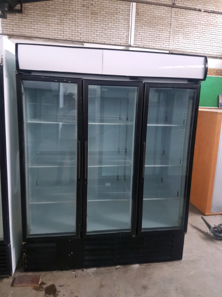 Display fridges for sale.
