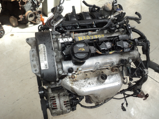 POLO 1.4 BBZ ENGINE