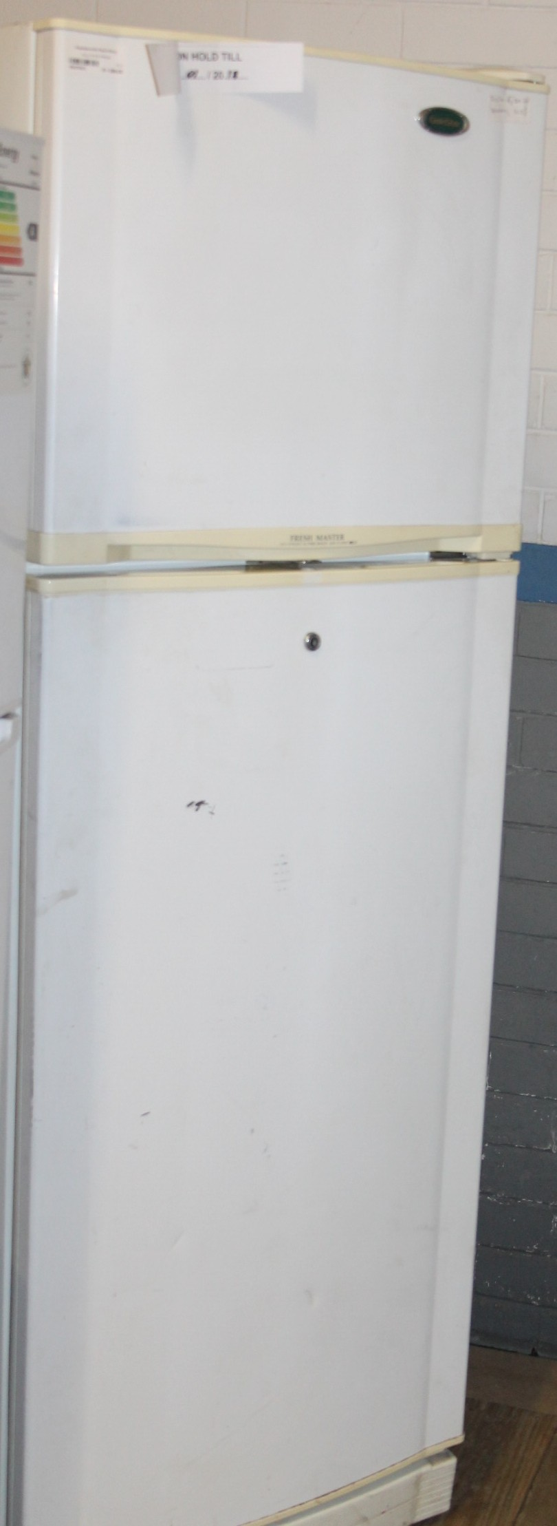 Gold star fridge S027843c #Rosettenvillepawnshop
