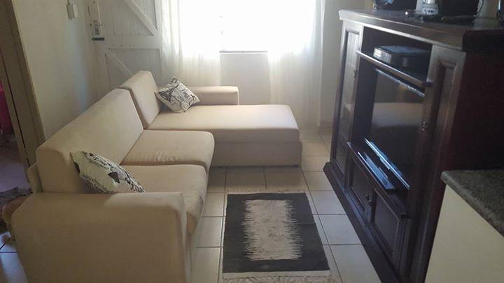 L Shape lounge folds