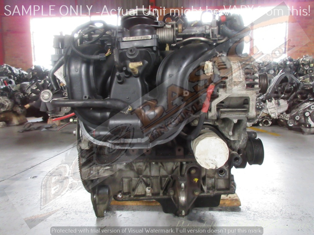 FORD FOCUS -EDDE -2.0L ZETEC 16V Engine