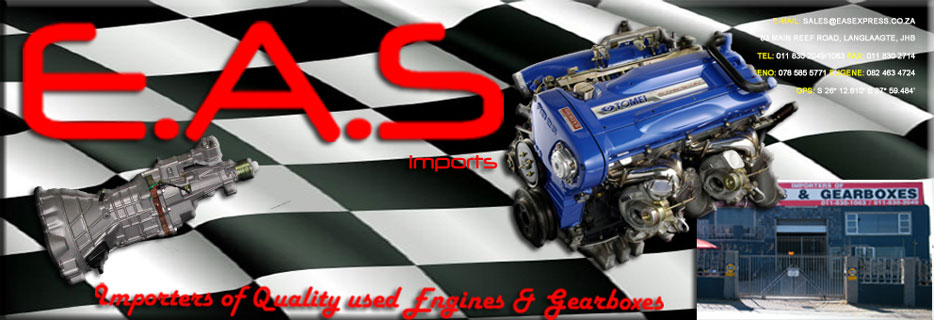 Find EAS Engine & Gearbox Supply's adverts listed on Junk Mail
