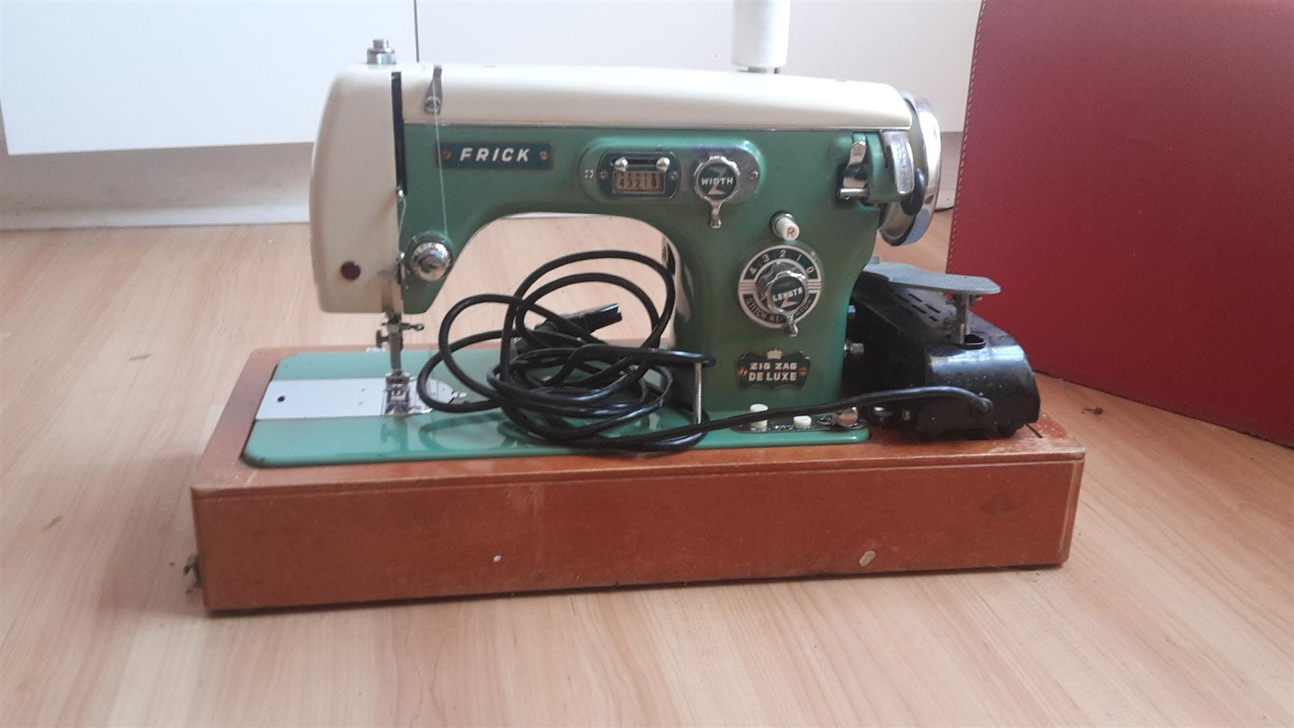 Sewing machine Frick