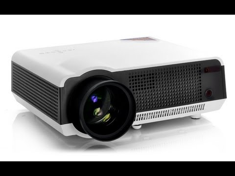 Sinotec LED Projector SPJ86C