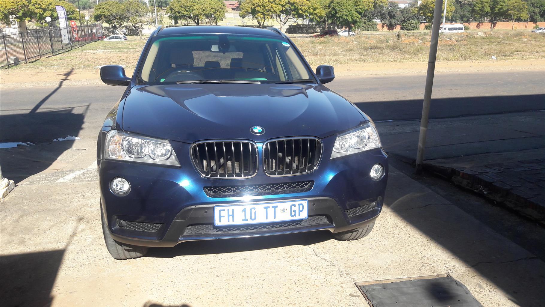 2011 BMW X3 xDrive20d xLine | Junk Mail