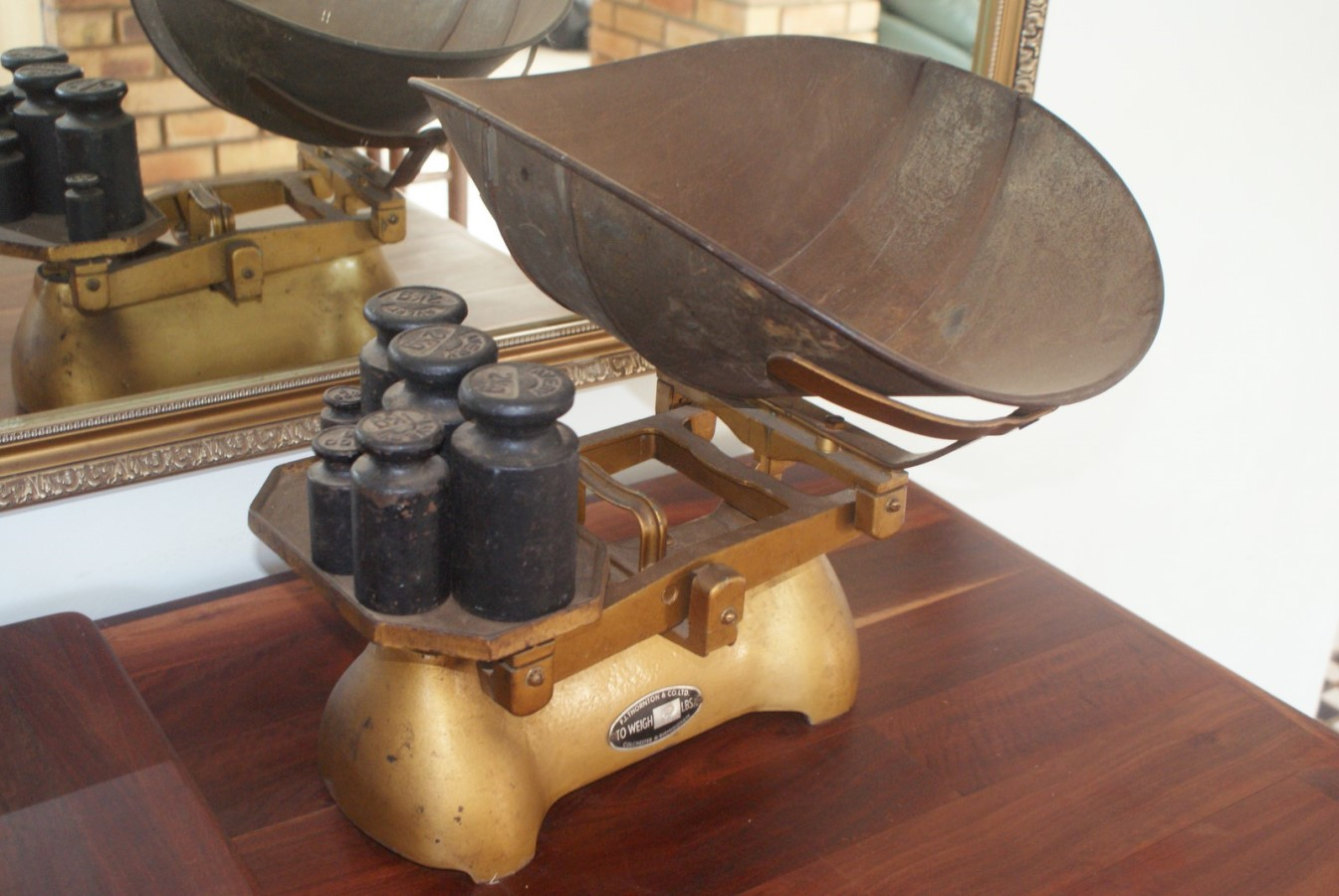 Scale for sale. FJ Thornton Viking scale  Probable 1940-1950's Offers above R2500