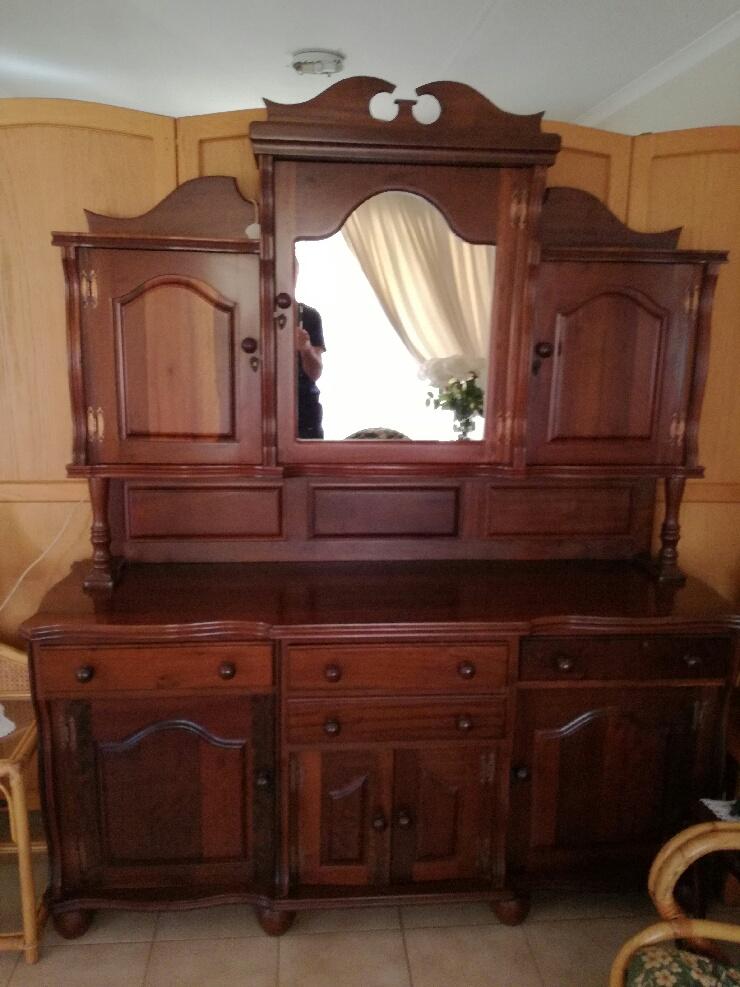 Embuia Cabinet