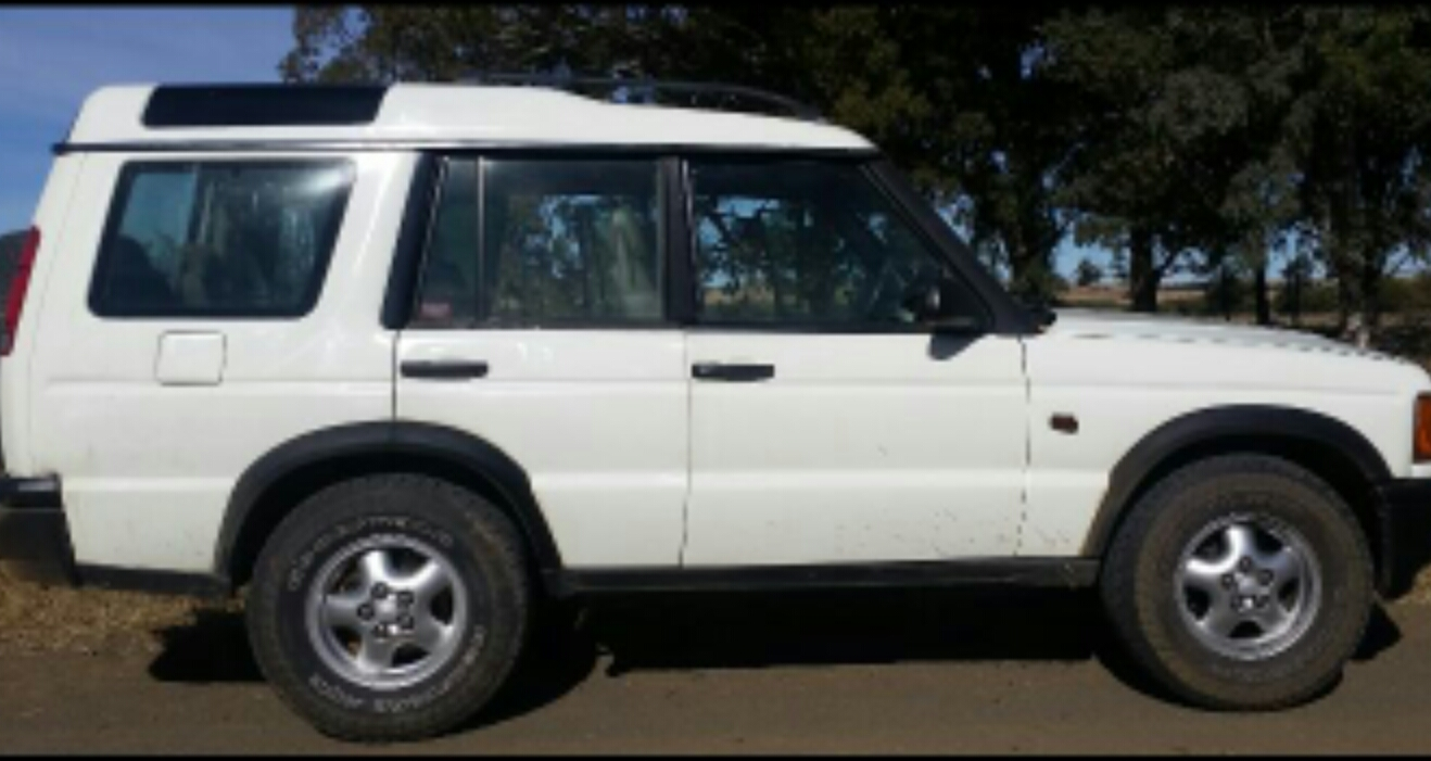 for infinity hampshire landrover andover sale adventurer car used land discovery rover in le