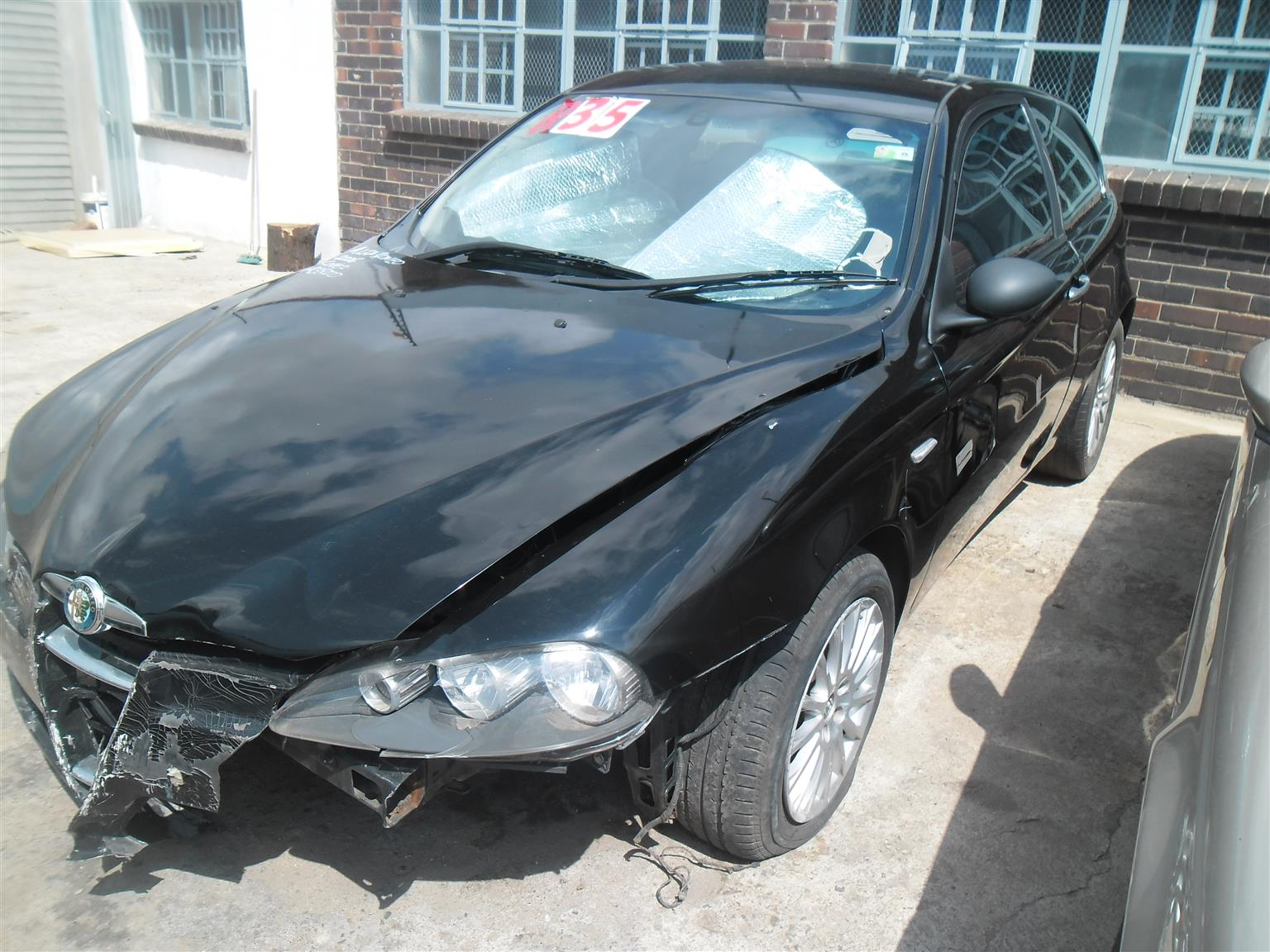 ALFA ROMEO 147 STRIPPING FOR PARTS DOORS FOR SALE